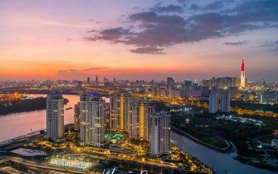 Hình ảnh Serenity Sky Villas Q3